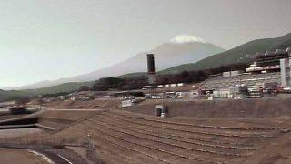 富士山ライブカメラと雨雲レーダー/静岡県小山町