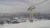 白馬八方尾根スキー場ライブカメラと気象レーダー/長野県白馬村