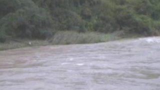 名取川と釜房ダムライブカメラ(7ヶ所)と気象レーダー/宮城県