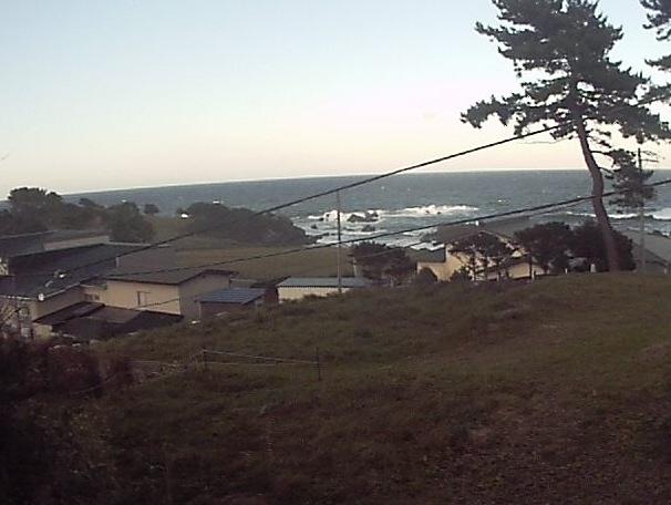 種差海岸ライブカメラと雨雲レーダー/青森県八戸市