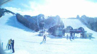 胎内スキー場ライブカメラと気象レーダー/新潟県胎内市