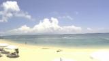 フサキビーチライブカメラと雨雲レーダー/沖縄県石垣市