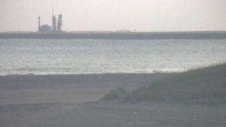 浜厚真ビーチライブカメラと雨雲レーダー/北海道厚真町