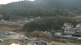 停止中:女川町周辺の復興状況ライブカメラと雨雲レーダー/宮城県女川町