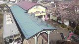 別所温泉駅 ライブカメラと気象レーダー/長野県上田市