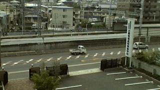 京阪御殿山駅付近がみえるライブカメラと気象レーダー/大阪府枚方市