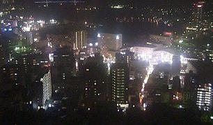 「ホテル長崎」周辺の街ライブカメラと雨雲レーダー/長崎県長崎市