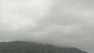 諏訪之瀬島の火山ライブカメラと気象レーダー/鹿児島県十島村