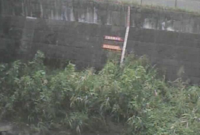 鶴見川 ライブカメラ(下川戸橋)と気象レーダー/東京都町田市