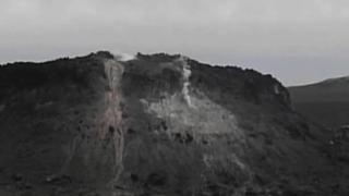 樽前山・火山ライブカメラ(2ヶ所)と気象レーダー/北海道苫小牧市