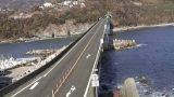真鶴道路・三浦縦貫道路ライブカメラ(3ヶ所)と雨雲レーダー/神奈川県厚木市