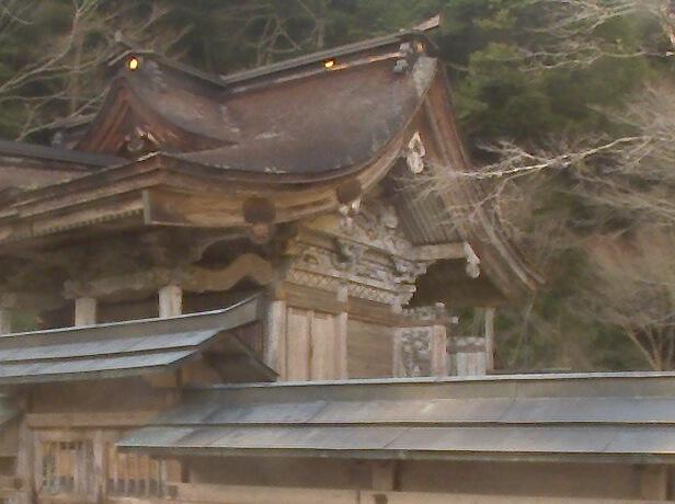 停止中:大矢田神社ライブカメラと雨雲レーダー/岐阜県美濃市