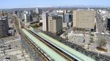 JR帯広駅 ライブカメラと雨雲レーダー/北海道帯広市