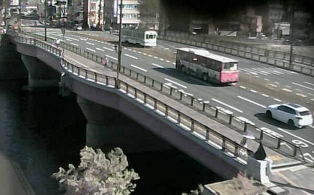 日教社模型店とその周辺ライブカメラと雨雲レーダー/熊本市水道町
