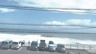 部原海岸ライブカメラと雨雲レーダー/千葉県勝浦市