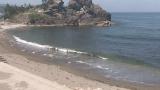 曽々木海岸 窓岩ライブカメラと気象レーダー/石川県輪島市