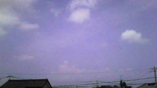 菖蒲原町の街と空ライブカメラと気象レーダー/宮崎県都城市
