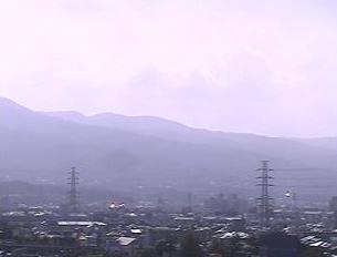 停止中:小田原市ライブカメラと雨雲レーダー/神奈川県小田原市