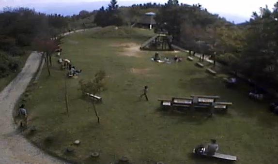 停止中:金剛山ちはや園地ライブカメラ(Ustream)と雨雲レーダー/大阪府千早赤阪村