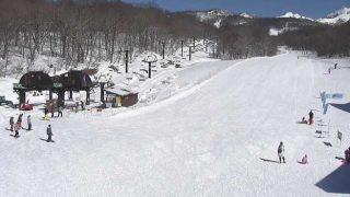 たんばらスキーパークライブカメラと気象レーダー/群馬県沼田市