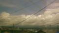 東海製蝋本社から見える富士山ライブカメラと雨雲レーダー/静岡県富士宮市