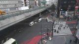 六本木通り・首都高速3号渋谷線ライブカメラと雨雲レーダー/東京都港区