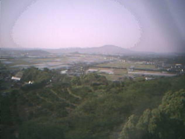 玉名市天水町・有明海・雲仙ライブカメラと気象レーダー/熊本県玉名市