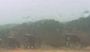 清和高原天文台の周辺ライブカメラと雨雲レーダー/熊本県山都町