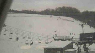 湯殿山スキー場ライブカメラと気象レーダー/山形県鶴岡市