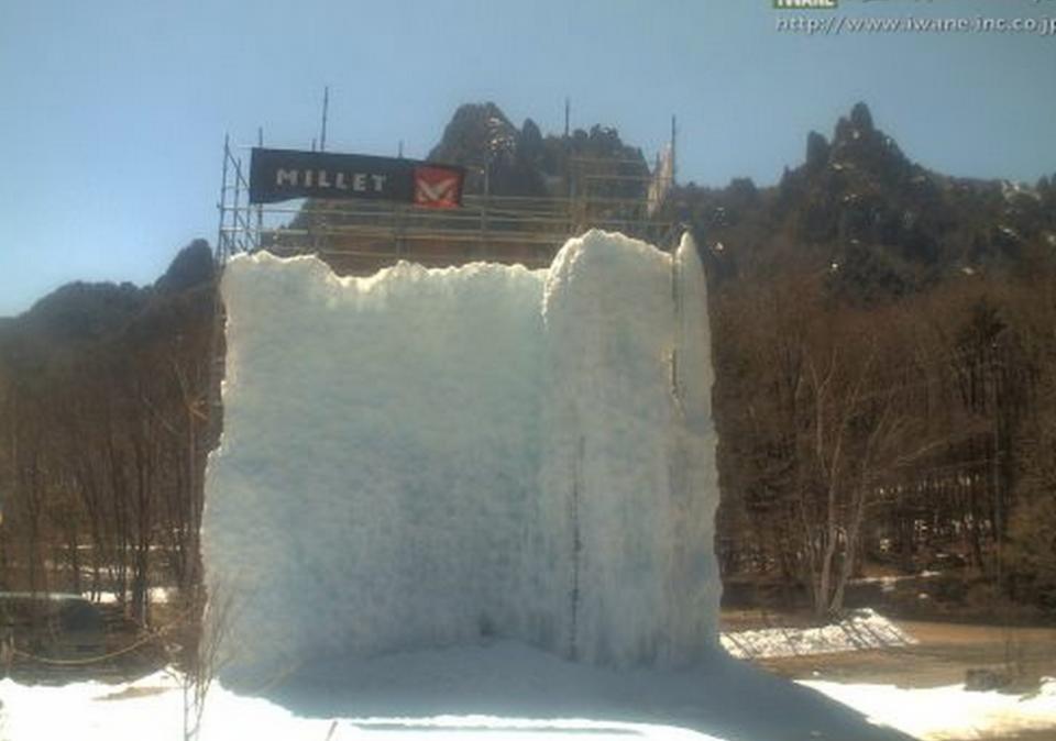 屋根岩ライブカメラと雨雲レーダー/長野県川上村