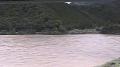 熊野川 ライブカメラと気象レーダー/和歌山県新宮市