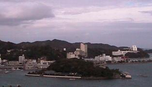 停止中:鳥羽港ライブカメラと雨雲レーダー/三重県鳥羽市