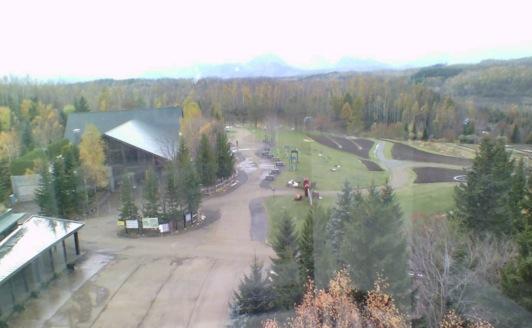 国営滝野すずらん丘陵公園ライブカメラと雨雲レーダー/北海道札幌市