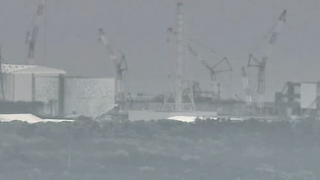 TBS/JNNの福島第一原子力発電所(ふくいち)ライブカメラと雨雲レーダー/福島県大熊町