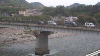 長良川と新美濃橋ライブカメラと雨雲レーダー/岐阜県美濃市
