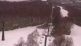 停止中:志賀高原の焼額山スキー場ライブカメラと雨雲レーダー/長野県山ノ内町