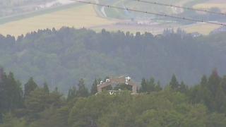 鉢伏山(散居村風景)周辺ライブカメラと雨雲レーダー/富山県砺波市