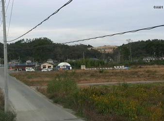 野蒜周辺の復興状況ライブカメラと雨雲レーダー/宮城県東松島市