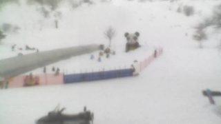 おじろスキー場ライブカメラと雨雲レーダー/兵庫県香美町