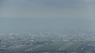 伊丹空港 ライブカメラ(大阪国際空港)と気象レーダー/大阪府豊中市