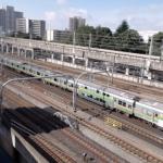 赤羽駅周辺ライブカメラと雨雲レーダー/東京都北区