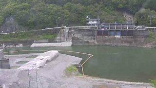 停止中:荒瀬ダム撤去工事ライブカメラ(3ヶ所)と気象レーダー/熊本県八代市