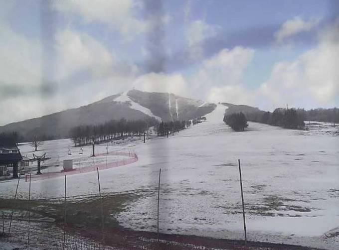 奥中山高原スキー場ライブカメラと気象レーダー/岩手県一戸町