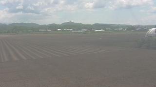 クノール スイートコーン畑ライブカメラと雨雲レーダー/北海道訓子府