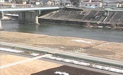 北上川・釣山周辺ライブカメラと雨雲レーダー/岩手県一関市