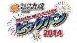 2014年8月16日 元気の出る花火大会 in MIHAMAライブカメラと雨雲レーダー/愛知県知美浜町