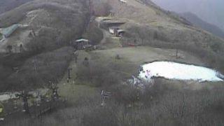 御在所ロープウエイ山上公園ライブカメラと雨雲レーダー/三重県菰野町