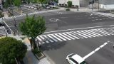 府道41号(なにわ筋)塩草2交差点ライブカメラと雨雲レーダー/大阪府大阪市
