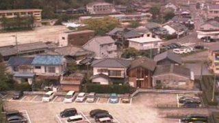 玄海町役場周辺ライブカメラと気象レーダー/佐賀県玄海町