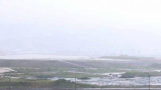 陸前高田ライブカメラと気象レーダー/岩手県陸前高田市